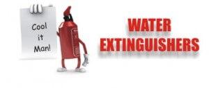 water fire extinguishers in huddersfield